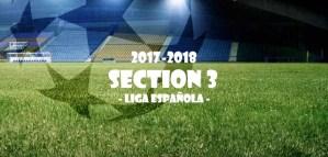 第3節 リーガ・エスパニョーラ(Liga Española)