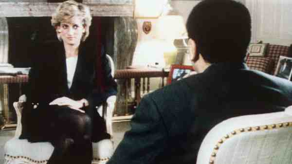 BBC entrevista Diana