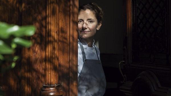 Elena Reygadas la mejor chef femenina del 2014 en Rosetta