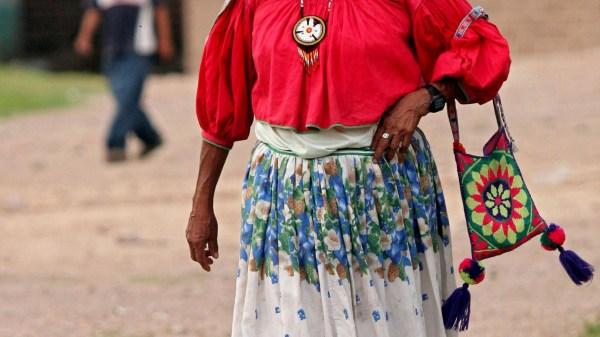 Indígena mexicana