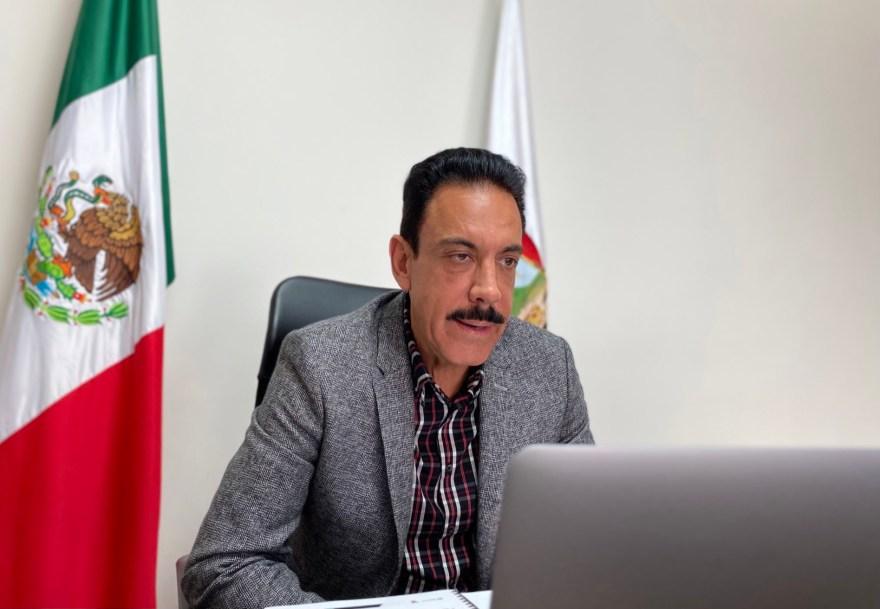 Omar Fayad, Gobernador de Hidalgo