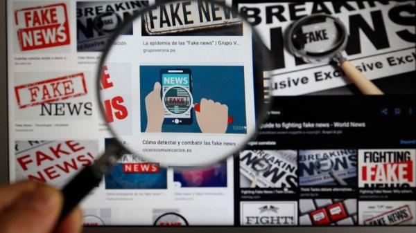 """2020, el año de la """"infodemia"""". Fake news, noticias falsas."""