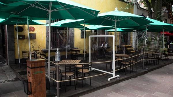 Restaurantes Coronavirus pandemia crsis