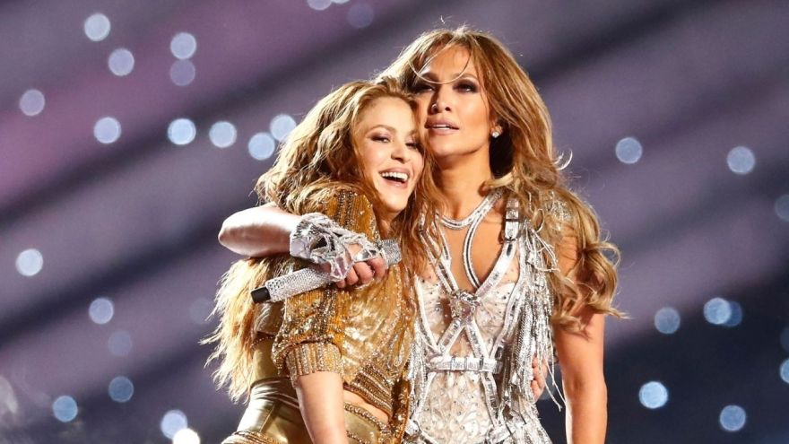 Shakira-JLO