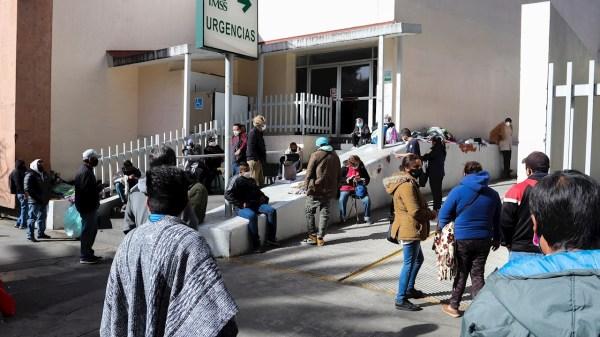 hospital urgencies coronavirus COVID IMSS