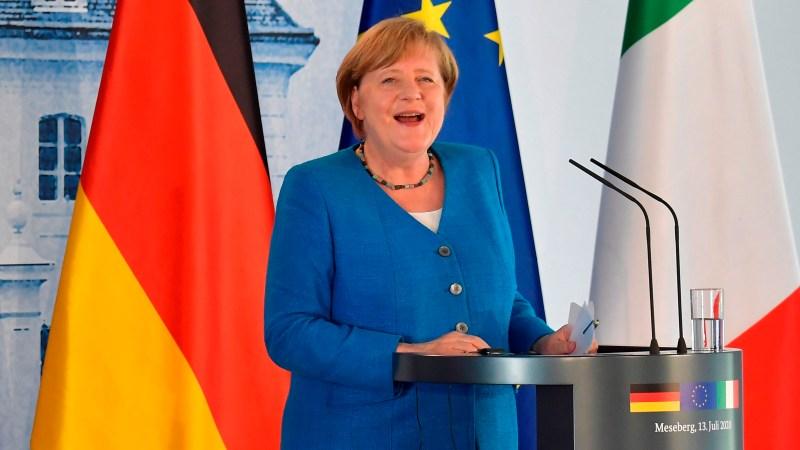 Angela Merkel-Alemania
