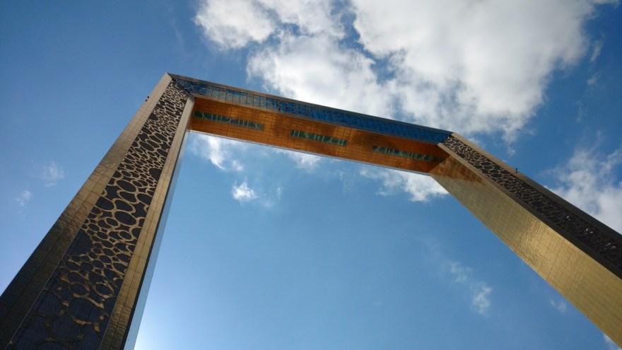 Dubai Expo 2020 Frame