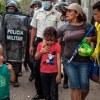 migracion migrantes menores de edad caravana migrante