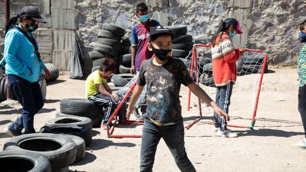 niños, infancia, niñez, infancia en pandemia