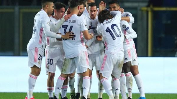 Real Madrid tarjeta de credito