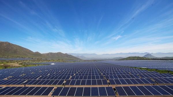 paneles solares- energía solar