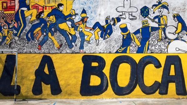 Argentina-La boca