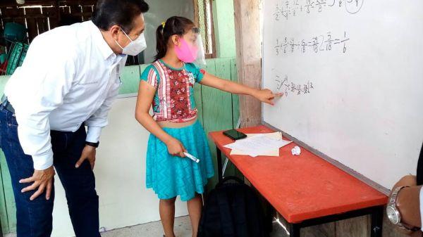 pandemia afecta educación