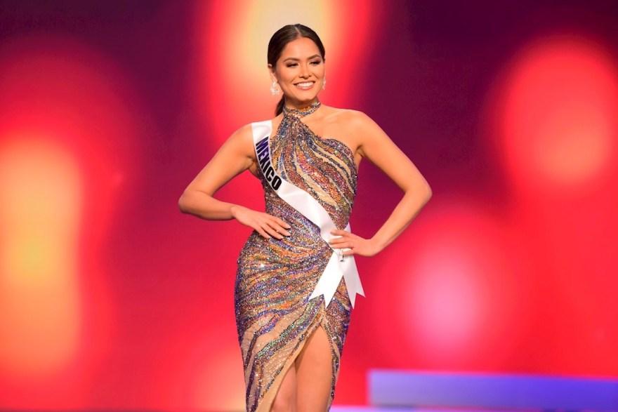 Foto Andrea Meza Miss Universo 2021
