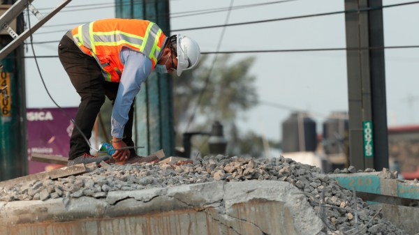metro ciudad de mexico, colapso, caida del metro