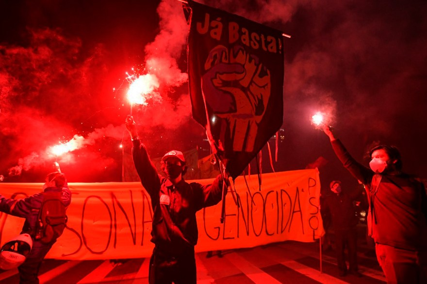 brasil racismo protesta