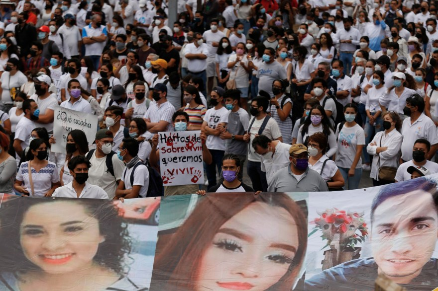 Jalisco marcha paz violencia