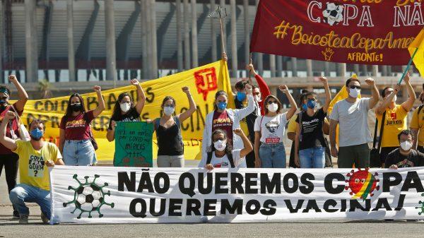 Copa América Covid-19