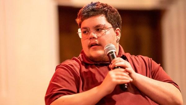 estudiante transgénero