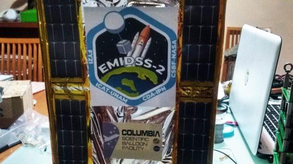 NASA usa sistemas satelitales de la UNAM