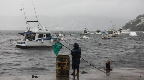 Se forma la tormenta tropical Enrique