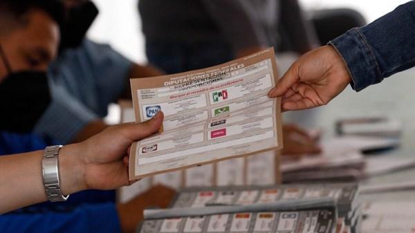 voto, votacion, elecciones, elecciones 2021, eleccion, INE, boletas