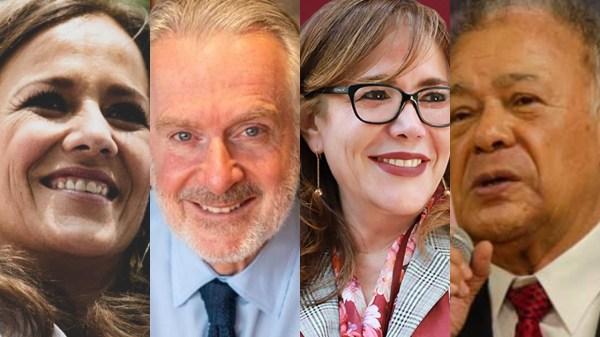 Foto de diputados federales 2021