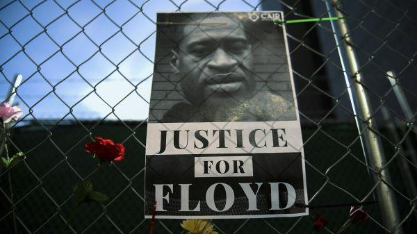 George Floyd expolicía sentencia