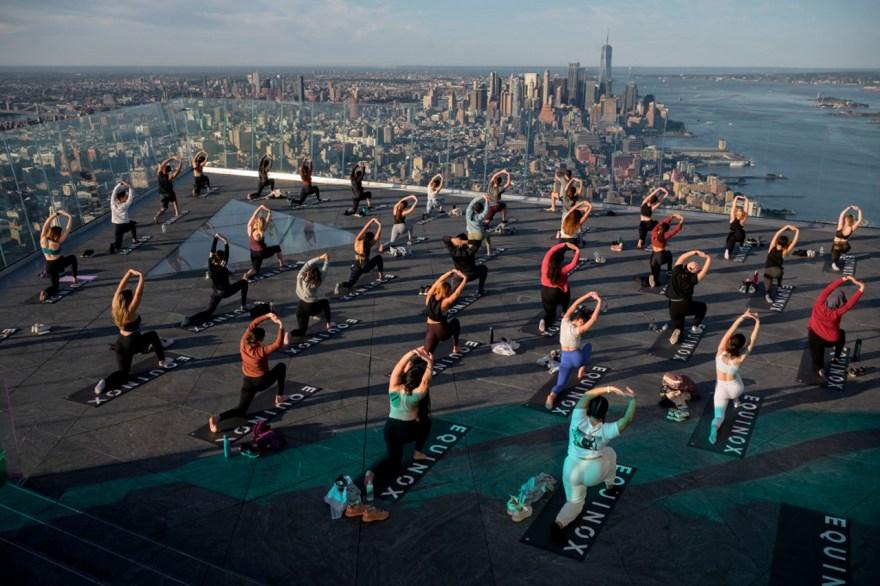 nueva york yoga ejercicio