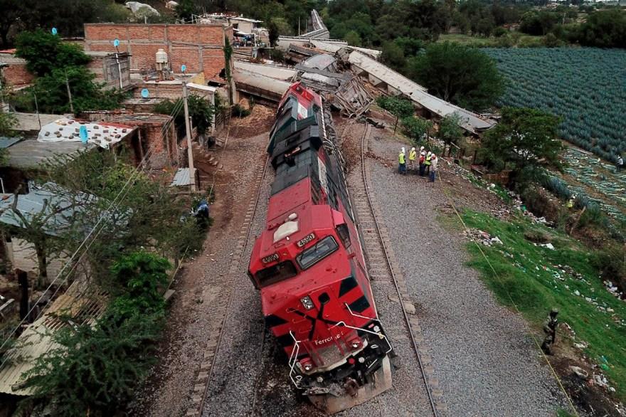 tren accidente méxico jalisco