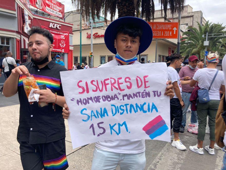 Marcha LGBT 2021