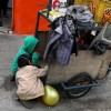 Foto de niños trabajando en ecuador