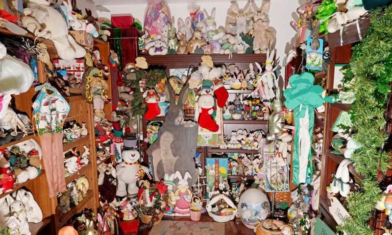 Desde conejos de Playboy hasta juguetes antiguos: Así es el museo del conejito en EU