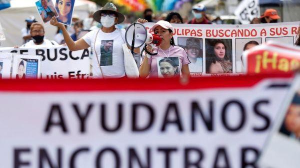 Desapariciones en México