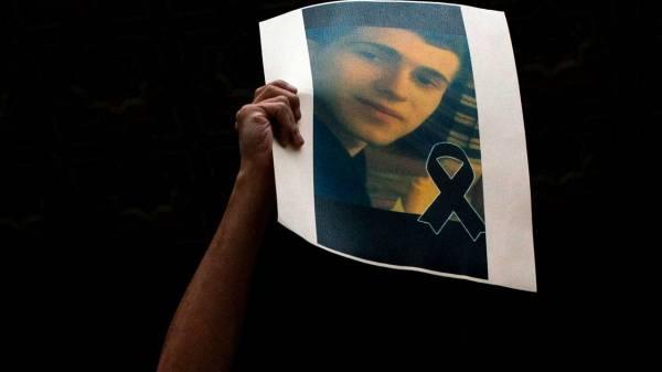 españa asesinato samuel luiz homófobo protesta