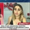 Foto de la entrevista de Dina Stars