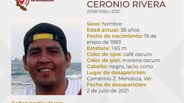 Desapariciones en Veracruz