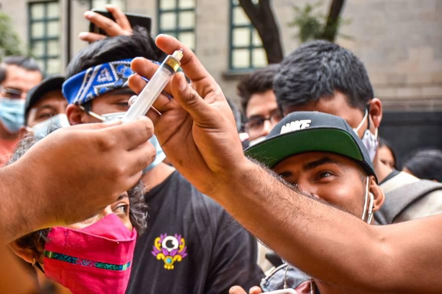 Actividades en torno a la marihuana