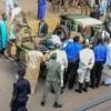 ataque al presidente de Mali