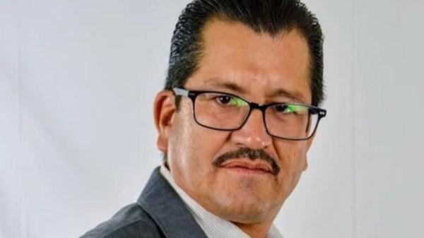 Foto de Ricardo López, periodista asesinado