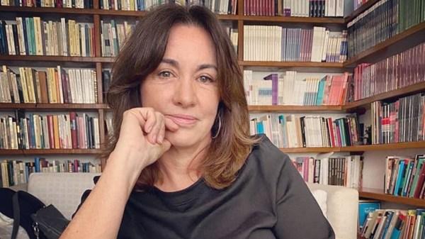 Escritora Rosa Beltrán