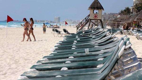 aumento del turismo extranjero en México