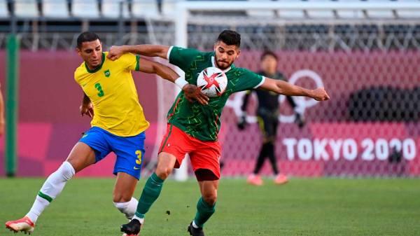 México vs. Brasil de Tokio 2020