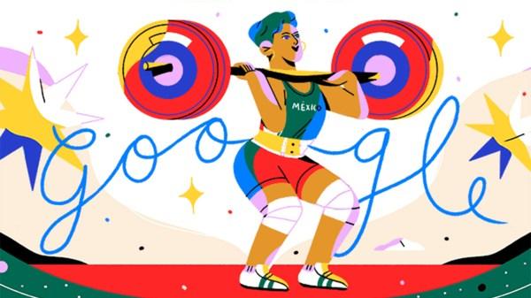 Soraya Jiménez doodle