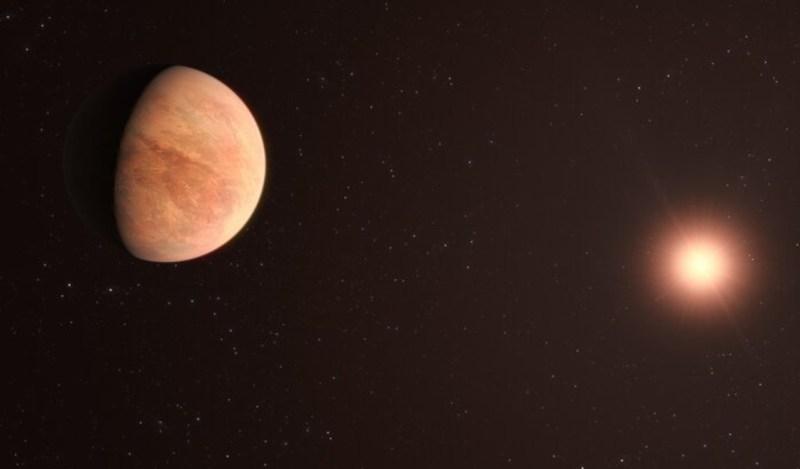 Foto posibles planetas habitables