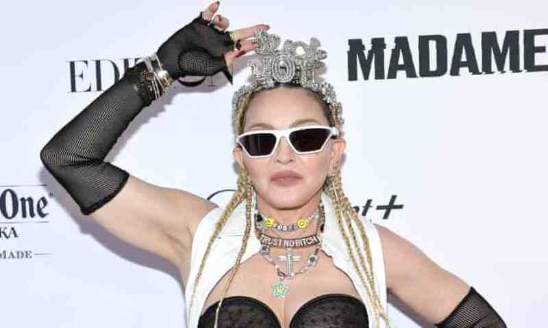 Madonna presenta Madame X, su nuevo documental, en Nueva York