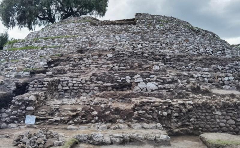 Pirámide circular de Tlaxcala