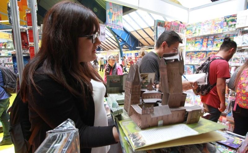 Feria Universitaria del Libro de Pachuca