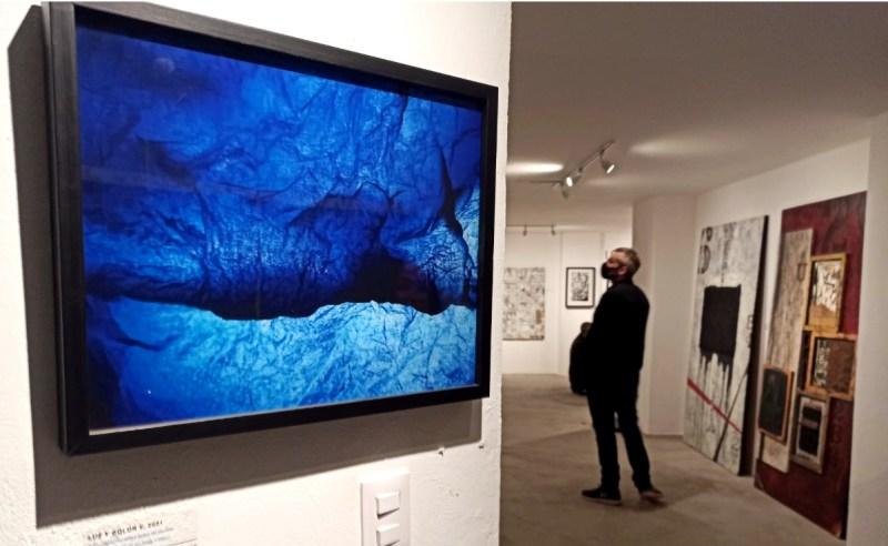 Exposición de Héctor de Anda