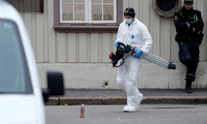 El ataque con arco y flecha en Noruega 'parece ser un acto terrorista'